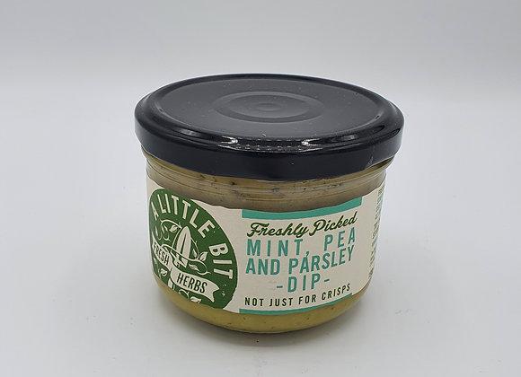 A Little Bit Mint, Pea & Parsley Dip 200g