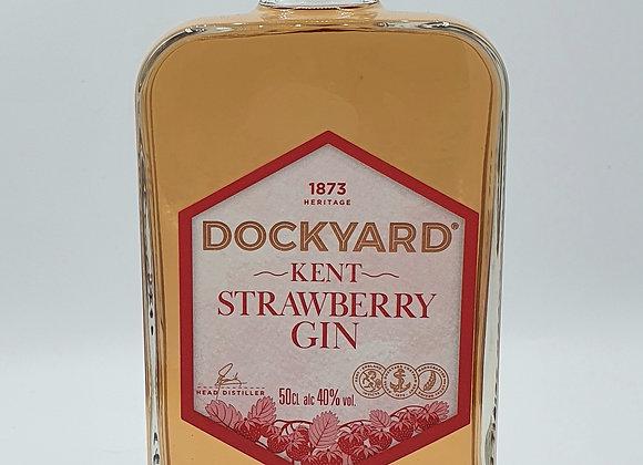 Dockyard Strawberry Gin 5cl