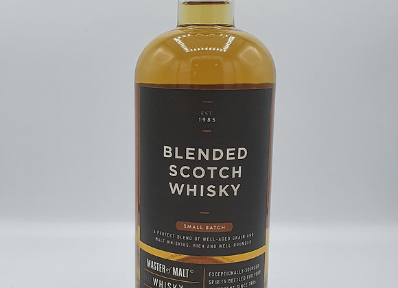 Master of Malt Blended Scotch Whisky