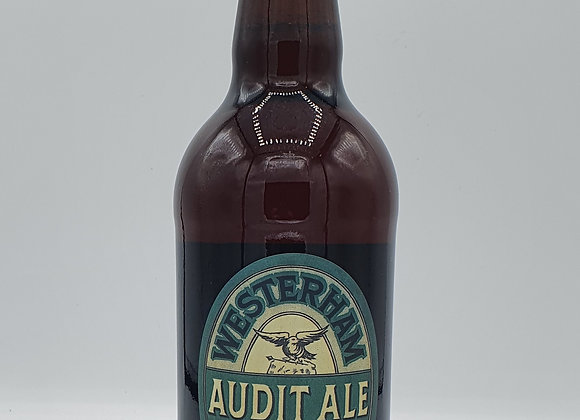 Westerham Audit Ale 500ml
