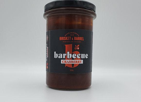 Brisket & Barrel BBQ Cranberry Sauce