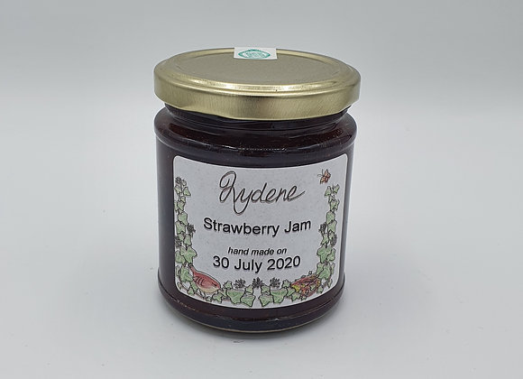 Ivydene Strawberry Jam