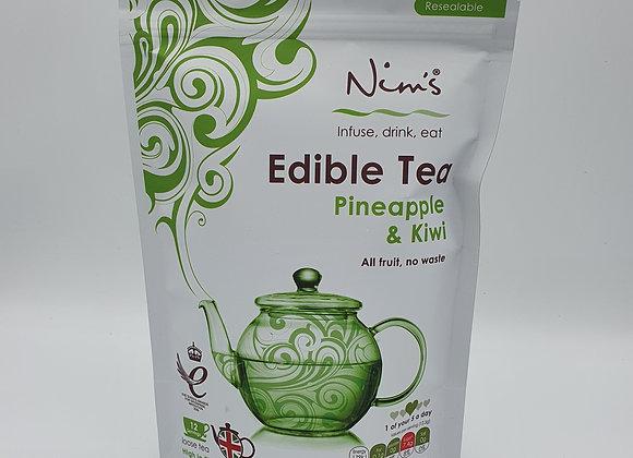 Nims Edible Tea Pineapple & Kiwi 150g