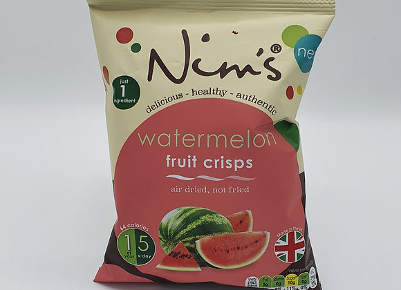 Nims Watermelon Crisps 22g