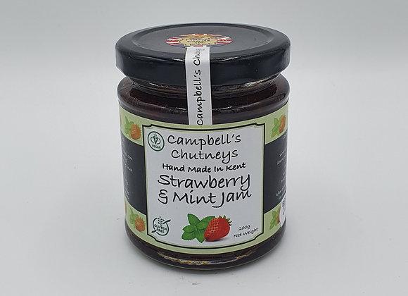 Campbell Strawberry & Mint Jam