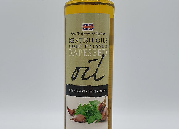 Rapeseed Oil infused with Garlic 250ml