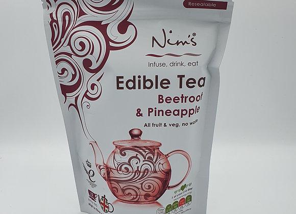 Nims Edible Tea Beetroot & Pineapple 150g