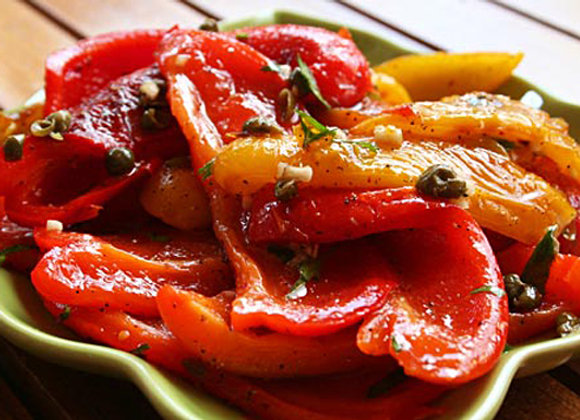 Grilled Sweet Peppers 180g