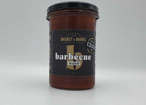Brisket & Barrel Mango Sauce
