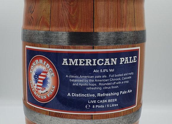Tonbridge American Pale Keg