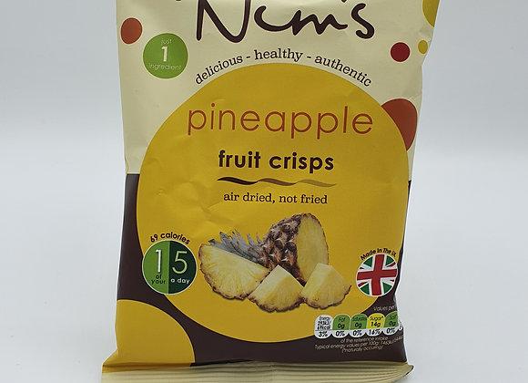 Nims Pineapple Crisps 20g