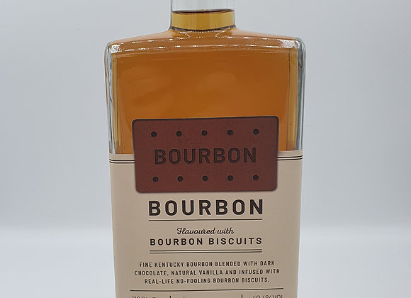 Bourbon - Flavoured with Bourbon Biscuits