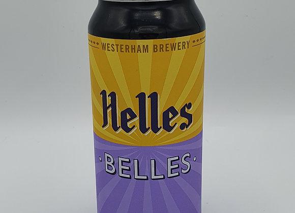 Westerham Helles Belles 400ml