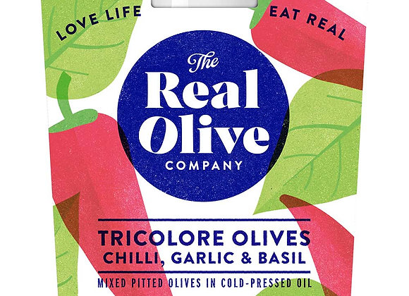Tricolore Olives