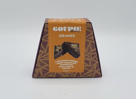 Goupie Orange Chocolate 180g