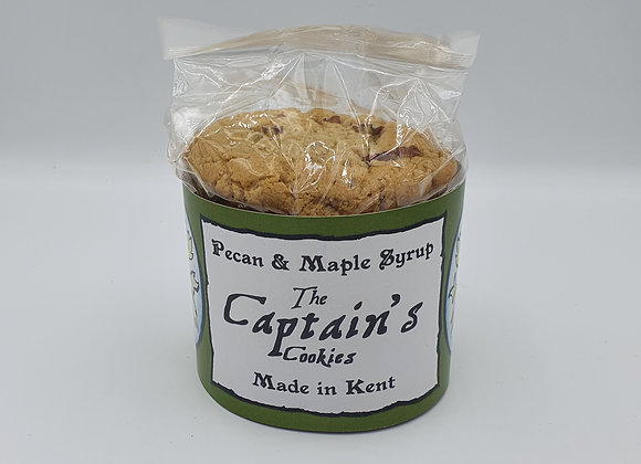 Captain's Pecan & Maple Syrup Cookies 240g