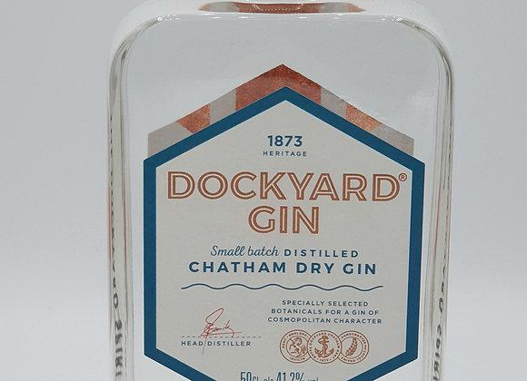 Dockyard Dry Gin 20cl