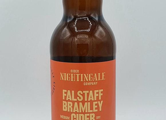 Nightingale Falstaff Bramley Cider 500ml