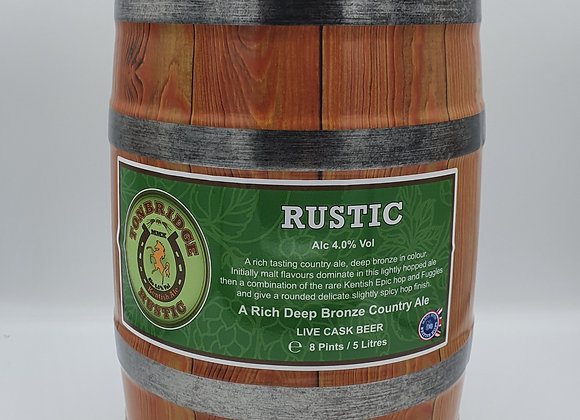 Tonbridge Rustic Keg