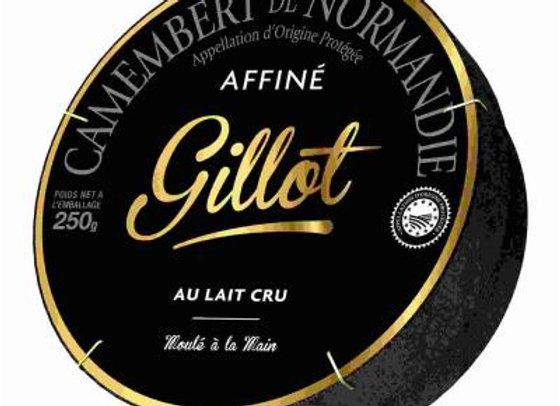 Camembert Black Box Gillot 250g