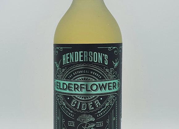 Kent Cider Elderflower 750ml