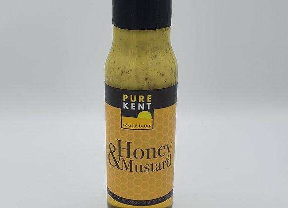 Pure Kent Honey & Mustard Dressing 220ml