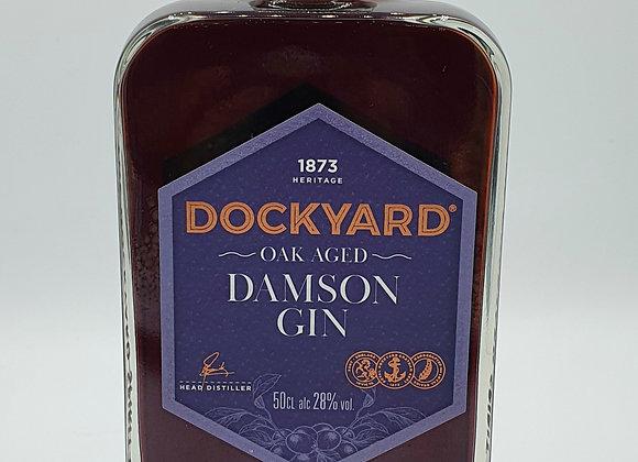 Dockyard Damson Gin 20cl