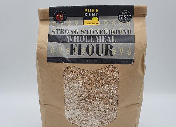 Pure Kent Wholemeal Flour 1.25kg