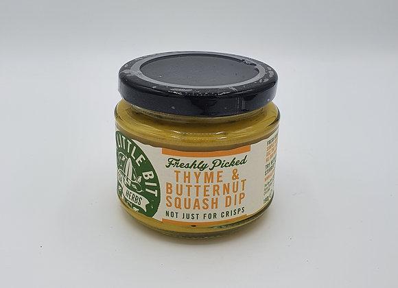 A Little Bit Thyme & Butternut Squash Dip 200g