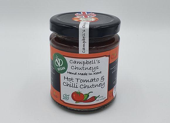 Campbell Hot Tomato & Chilli Chutney