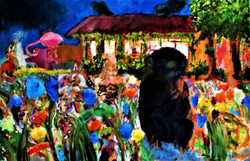Monkeys at Opera Estate