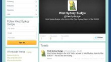 West Sydney Budgie add TWITTER for our TWEETS