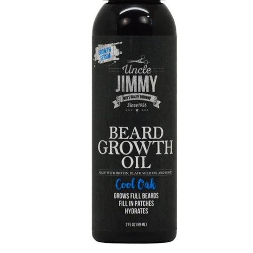 Uncle Jimmy Beard Growth Oil