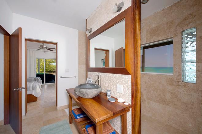 First-Floor Bathroom.
