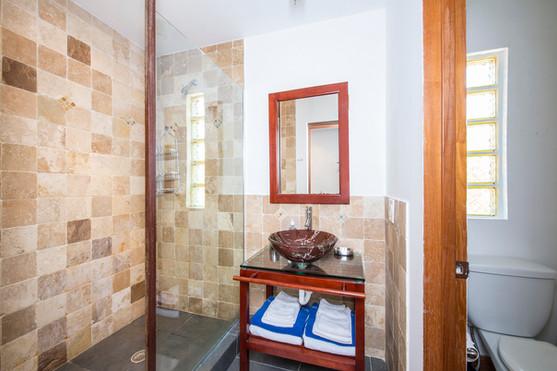 Second-Floor Bathroom.