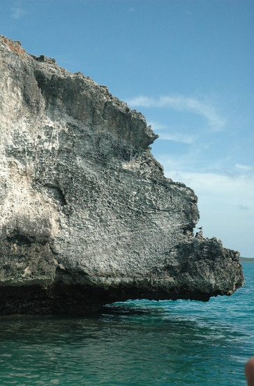 Rock Man Island.