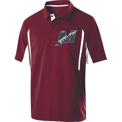 M Football Polo Shirt