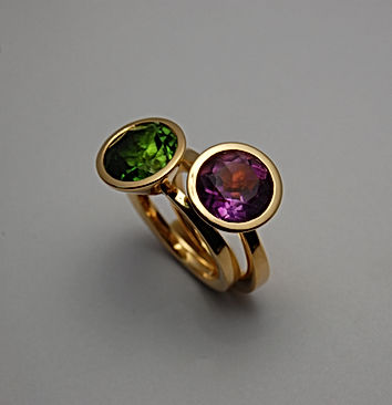 bagues, rings