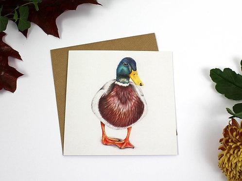 Desmond Greeting Card