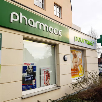 Pharmacie Pourtales