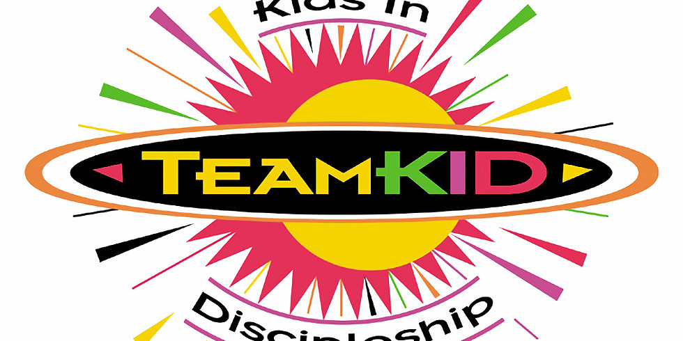 TeamKID on Wednesday Nights