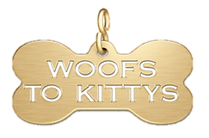 Woofs to Kittys