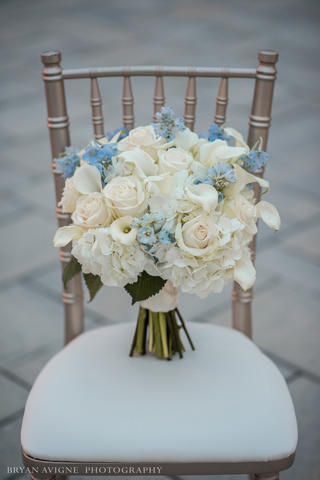 connecticut wedding bouquet flowers