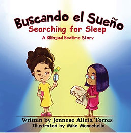 bilingual bedtime book