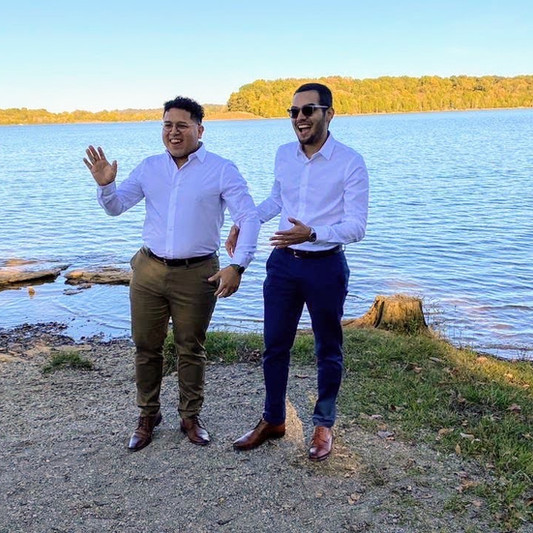 Sergio & Andres 2020