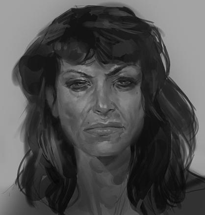 Study of a meth addict