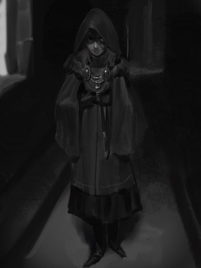 Dark mask