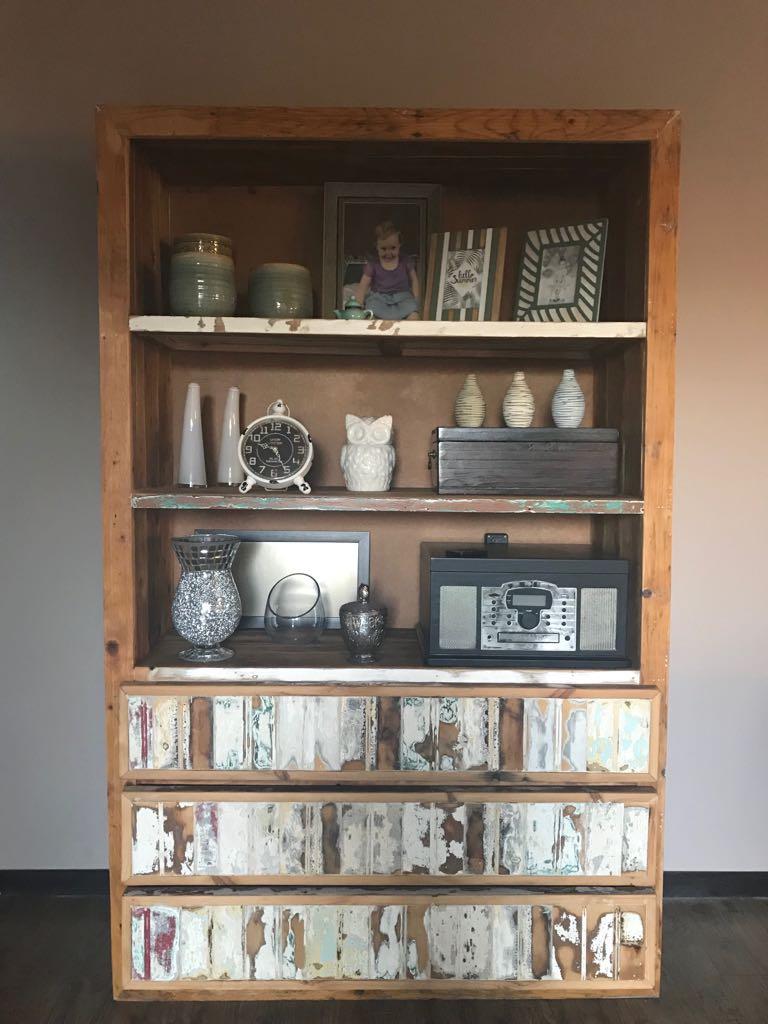 Charlene's free standing cupboard