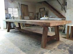 4m Oregon rustic monster table.