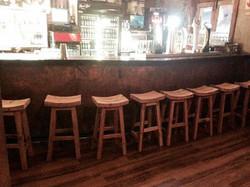 Rafikis bar butt stools